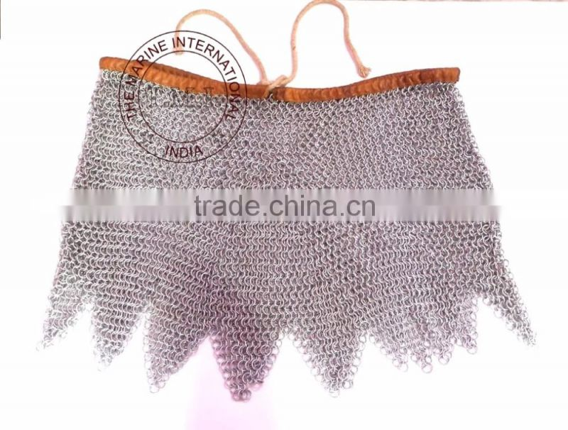 CHAINMAIL ARMOR SKIRT - MEDIEVAL CHAIN MAIL ARMOR SKIRT - CHAINMAIL ARMOR