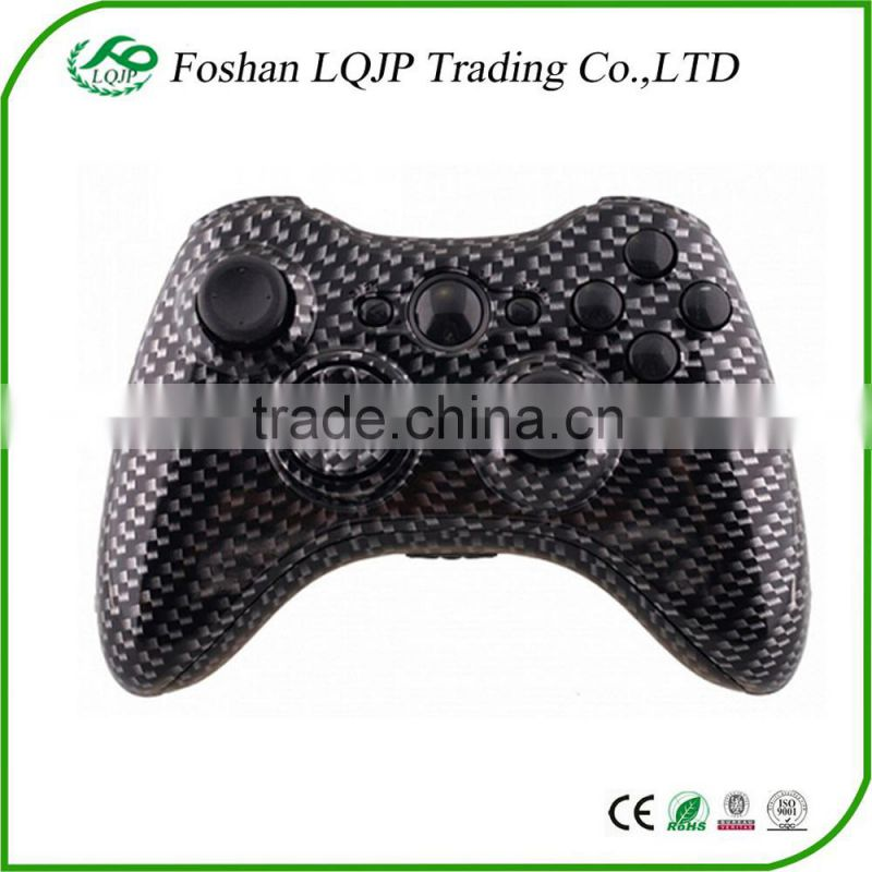 Custom Controller Shell for Xbox 360 Hydro Dipped Carbon Fiber Controller Shell Mod Kit + Parts for xbox 360 wireless controller Image