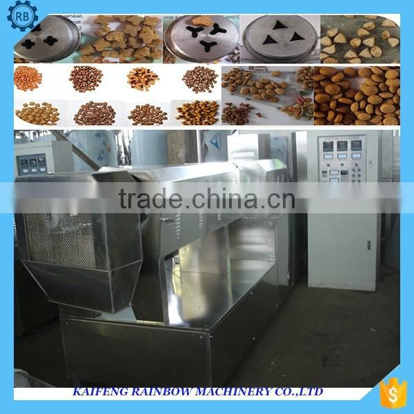 High Quality Best Price Cat Food Make Machine Pet Food Biscuit Making Machine