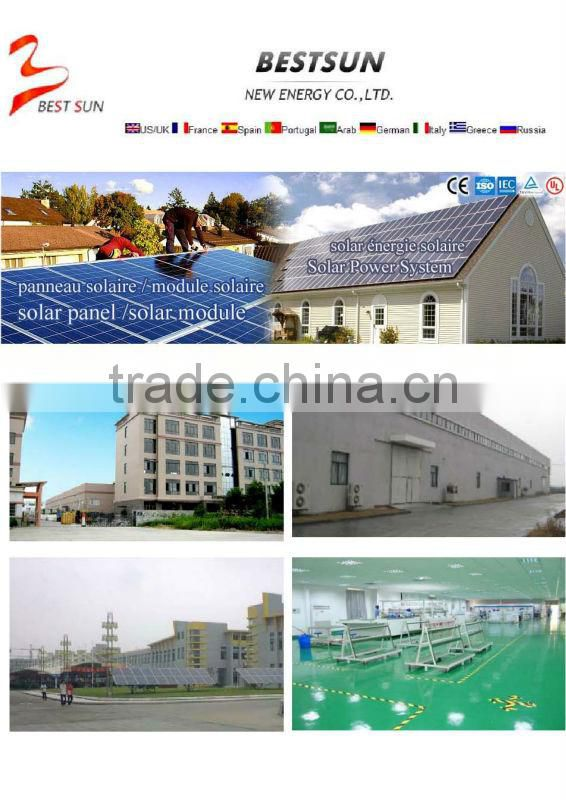 BESTSUN10000w 30kw Dc To Ac 3 Phase Solar Power Inverter / 5000W DC12V/24V to AC 220V 380V dc to ac power inverter With Charge