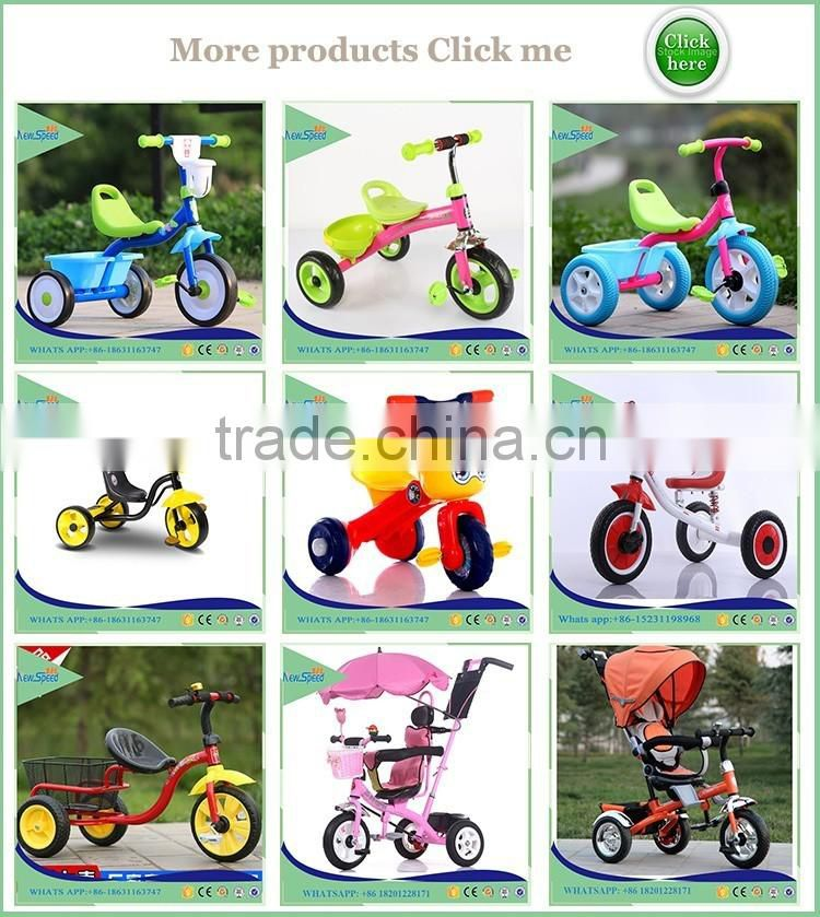 China 3 wheel baby tricycle/have music children tricycle/kid tricycle