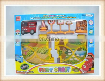 jigsaw puzzle mat,electric toy train sets, plastic puzzle train track toys