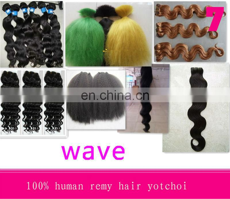 Hot sale factory cheap price super high quality 100% human remy clip hair