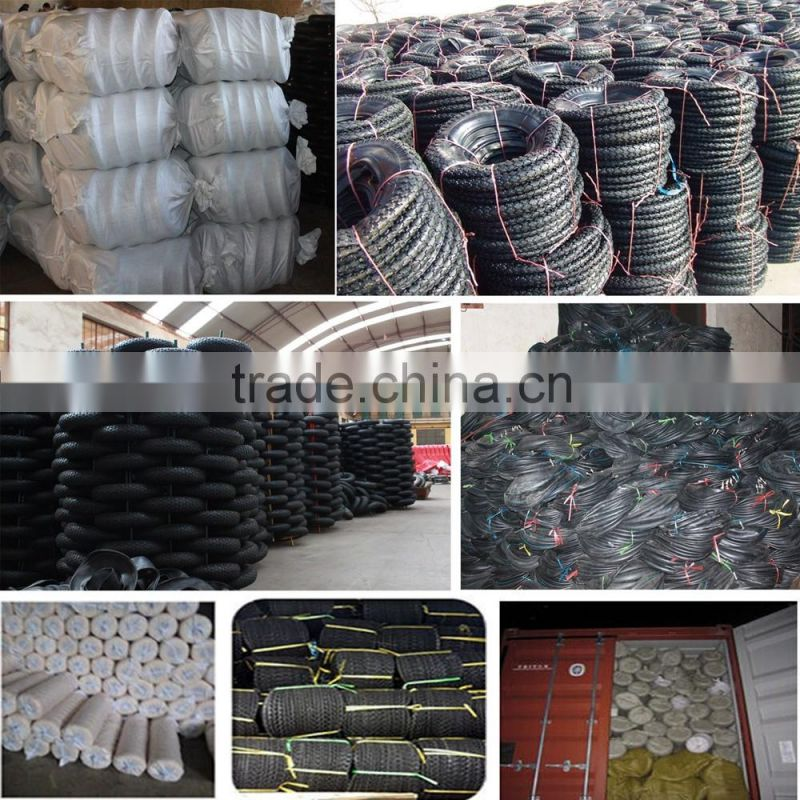 Wholesale China factory 4.80/4.00-8 PU foam rubber wheel