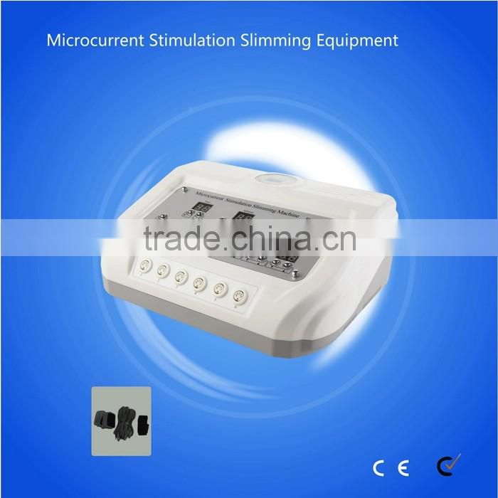 weight loss equipment microcurrent stimulation slimming Cynthia RU1307 weight loss machine fat burning instrument