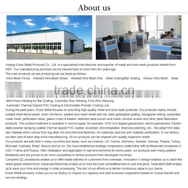 China manufacturer 3x3 galvanized cattle welded wire mesh panel of ...