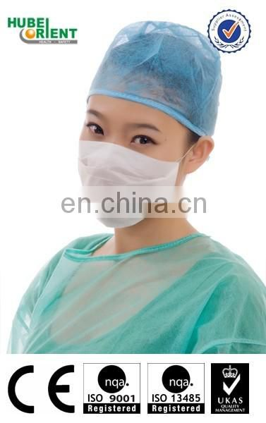 1 Ply Disposable Medical Paper Face Mask