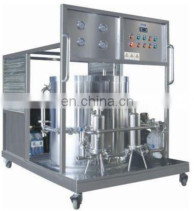 FLK best selling perfume glass bottle filling capping equipment