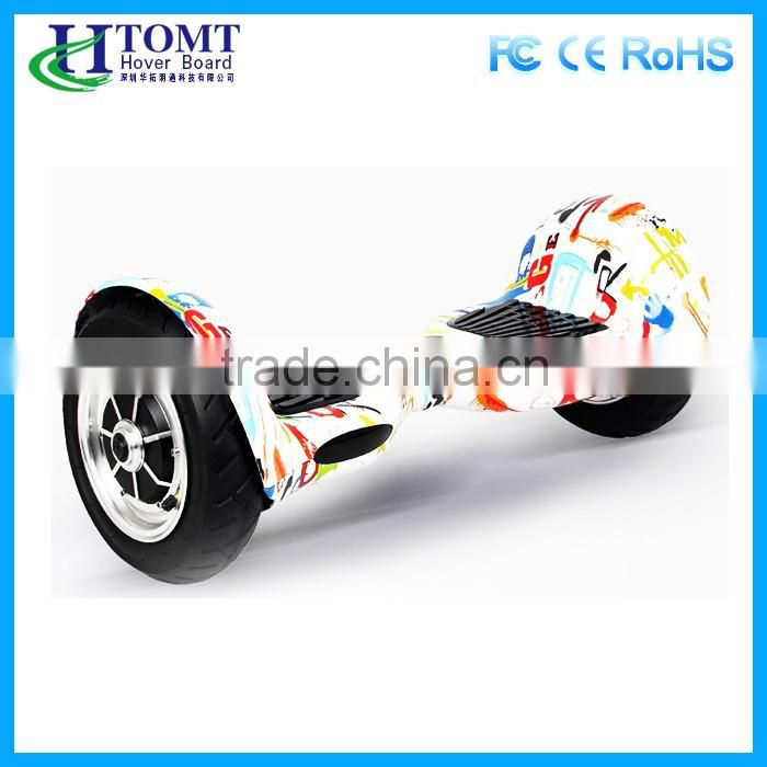 2 wheel electric scooter electric self balance scooter hoverboard 10 inch electric skateboard motor kit