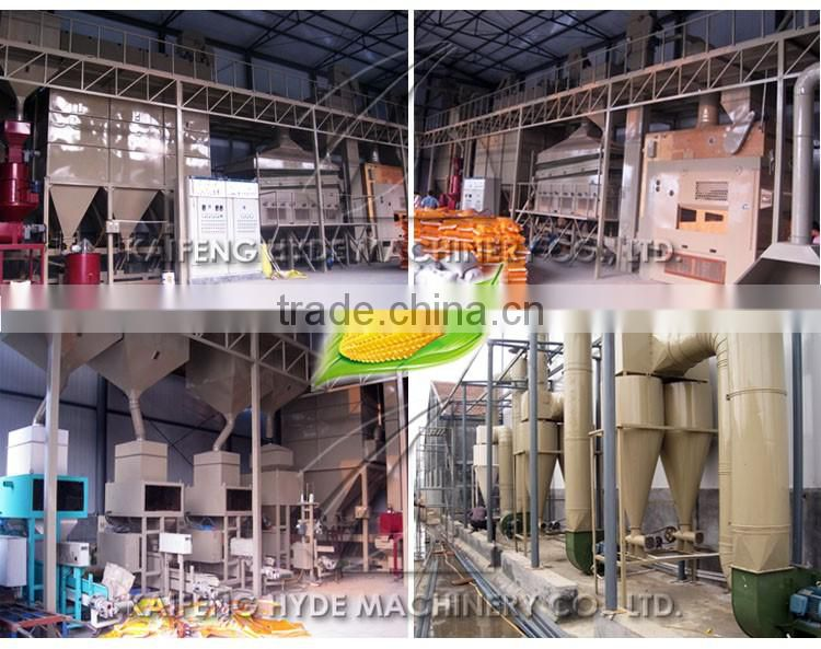 10T Corn seed processing plant for Corn precision planting