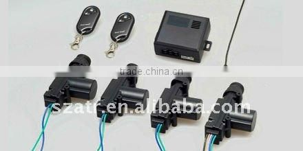 Car Alarm System with Microwave Sensor to Detect Stealing Action