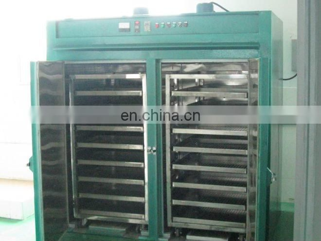 Industrial Hot Air Circulation fuluke Brand Tray Dryer