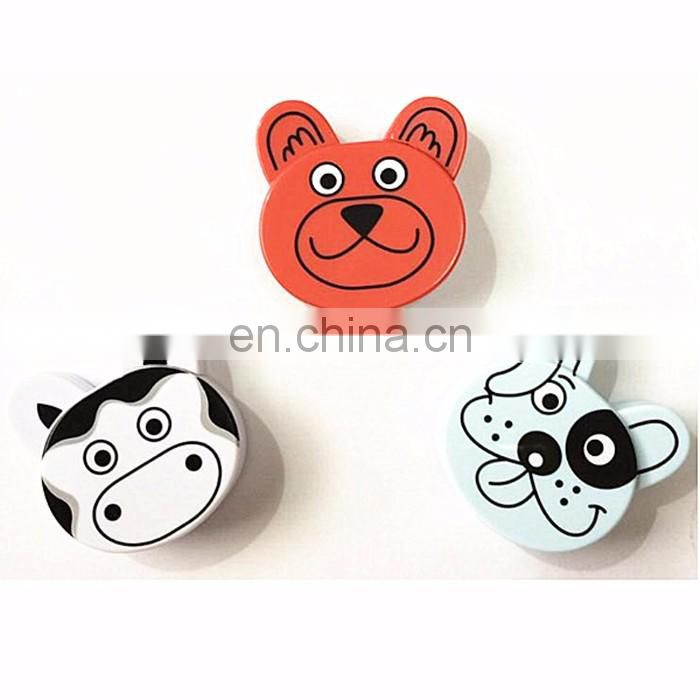 Milk Cow Mini Tape Measure Key Chains Key Rings