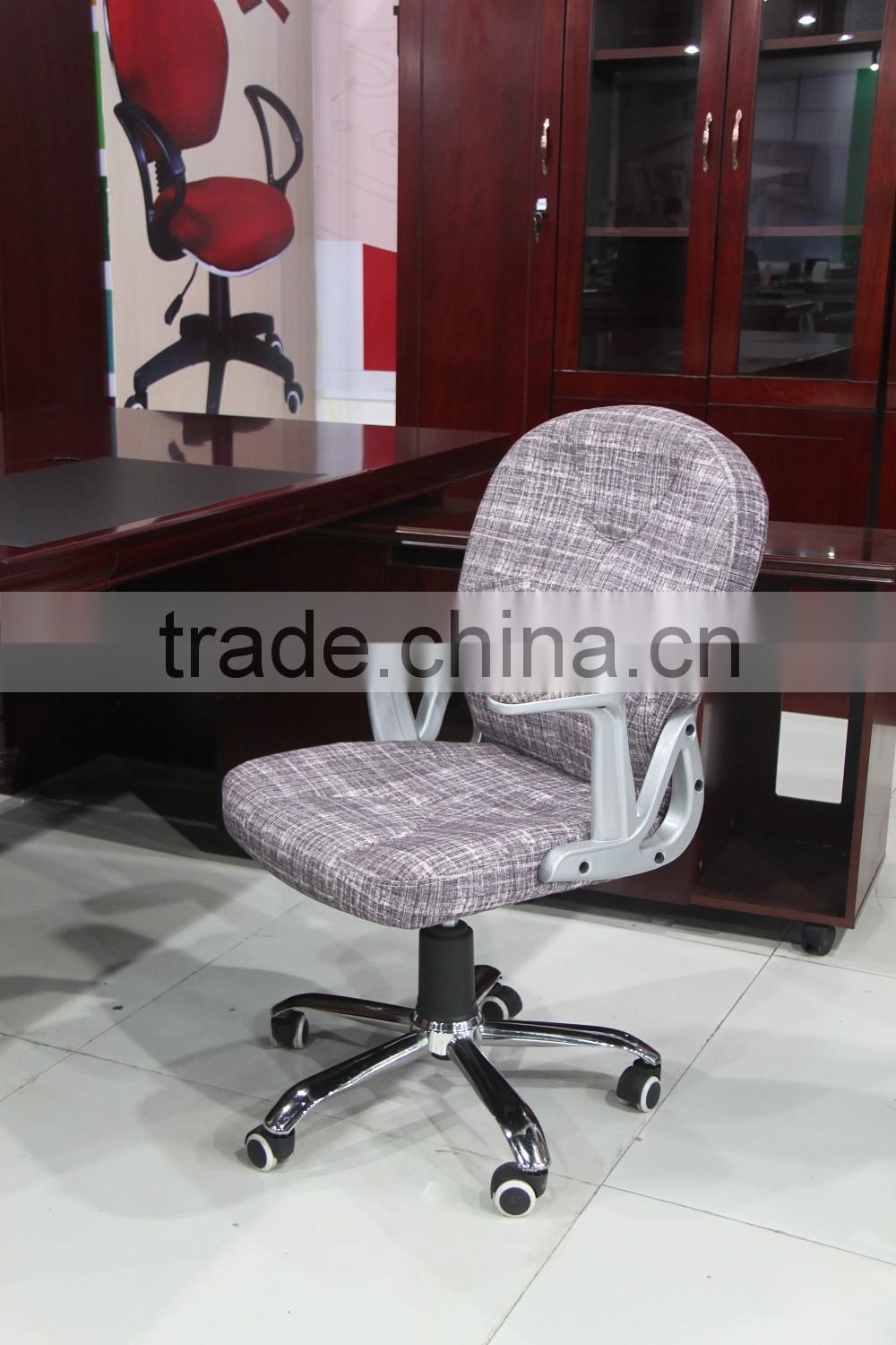 Hot sale executive office chair with metal frame