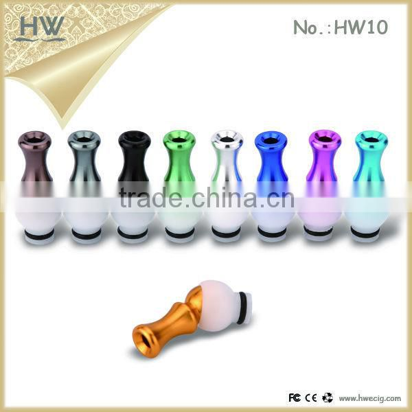 Hongwei High quality stainless steel Hot sale snake drip tips for 510/901/808D atomizers