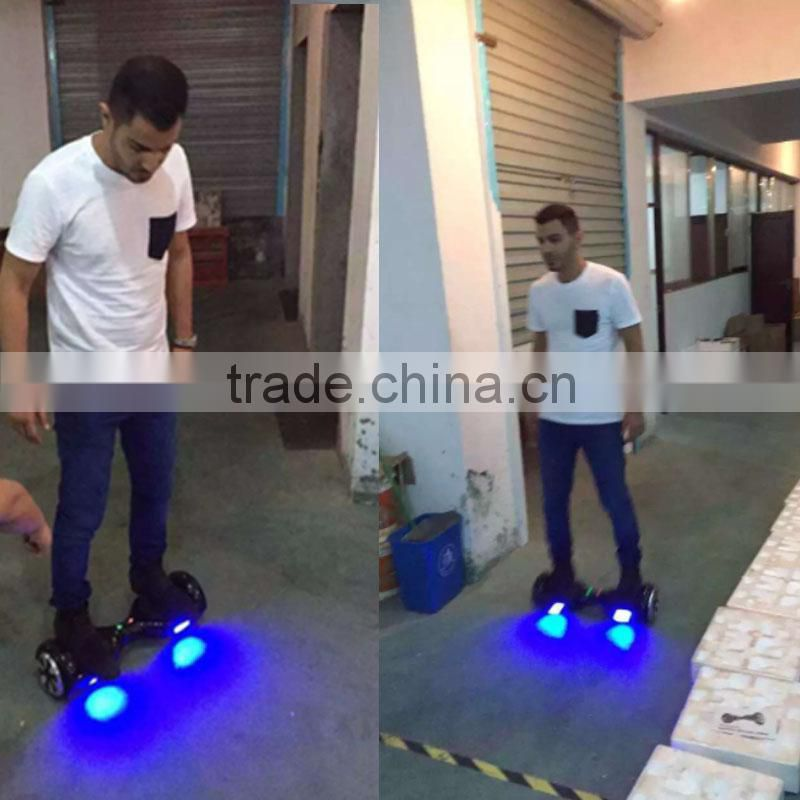 2 Wheel Smart Balance Electric Scooter Hoverboard Motorized Skateboard Standing Skate Hover Board Adult Scooter