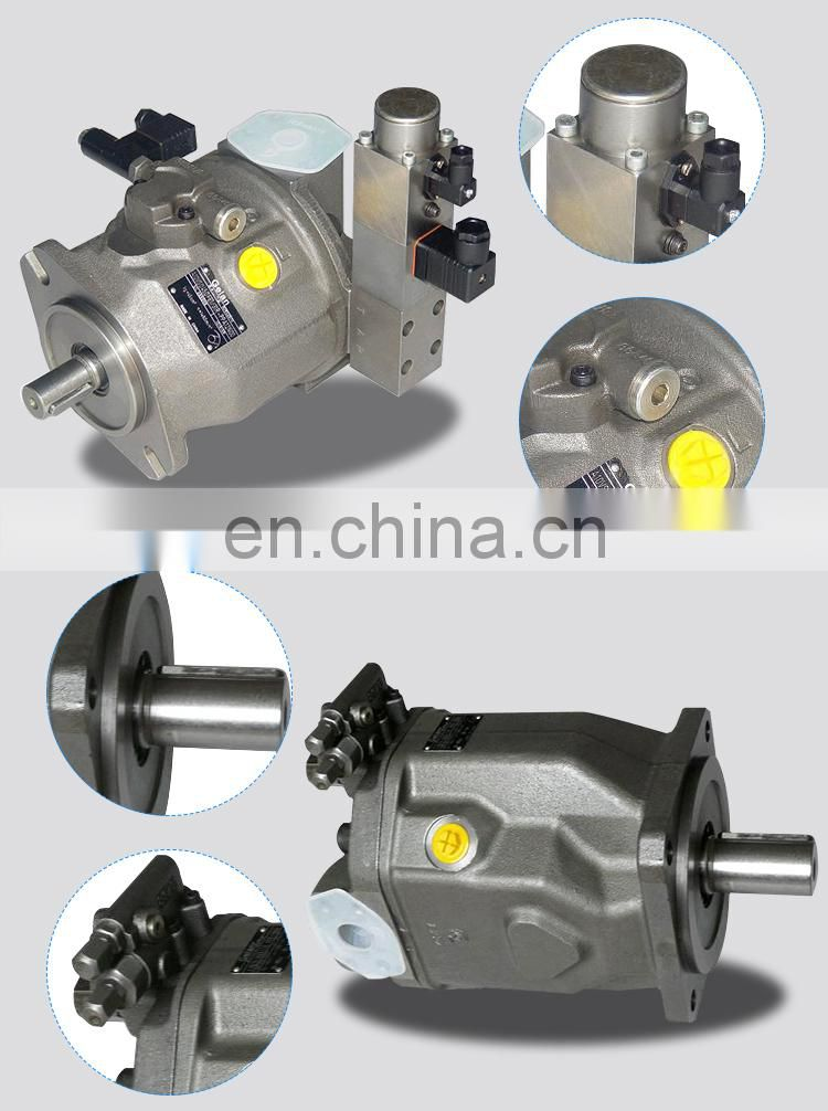 A10v hydraulic swash plate design axial variable piston pump