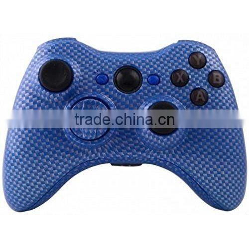 Custom for Xbox 360 Hydro Dipped Carbon Fiber Controller Shell Mod Kit + Parts for Xbox 360