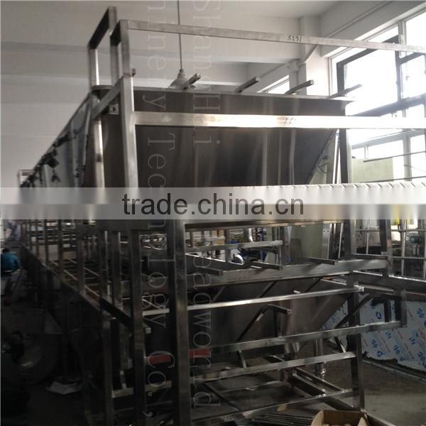 Water bath sterilization cooling machine