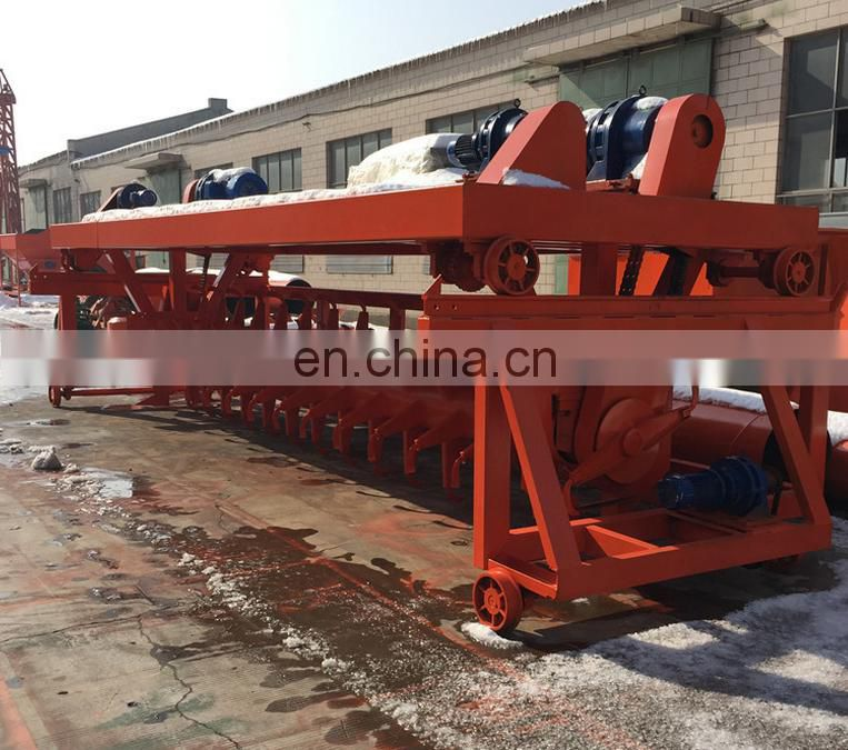 Chicken Manure Compost Machine