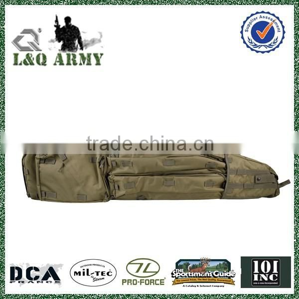 Military Tactical Rifle Case Assault Shotgun Case