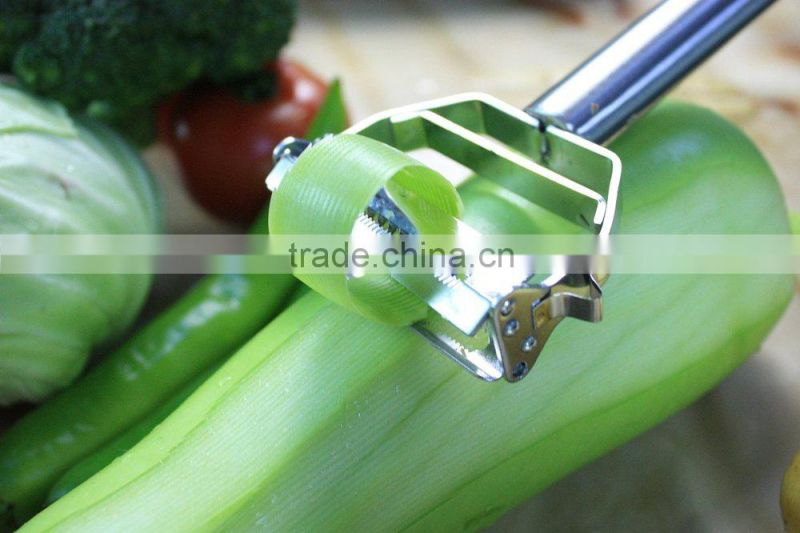 stainless steel vegetable peeler vegetable slicer julienne peeler