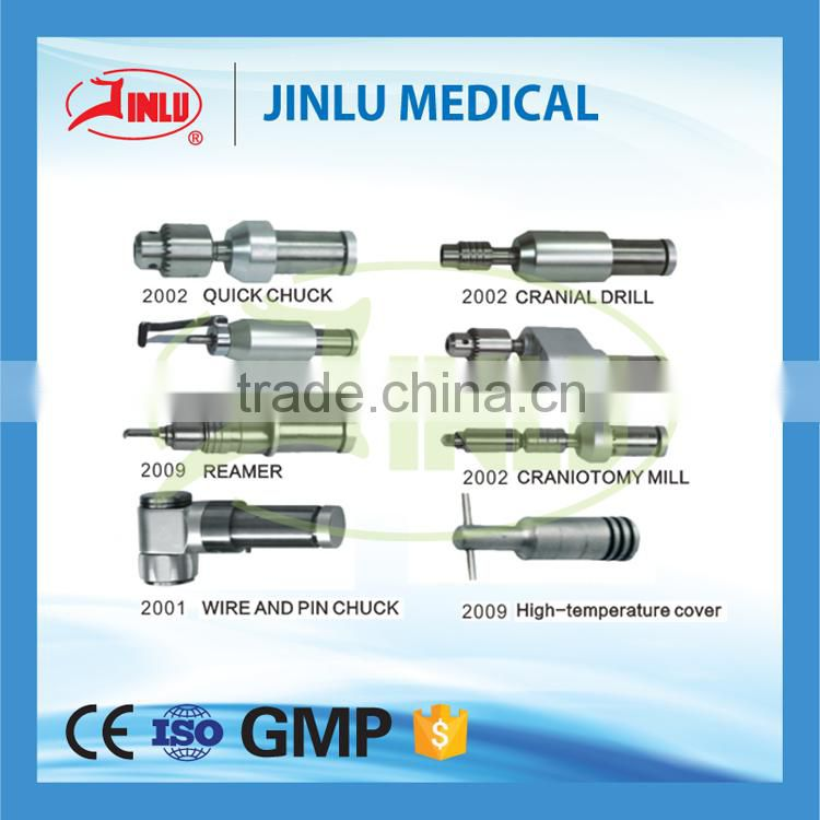 China factory economic type multi functional medical electric drill/saw, medical pwoer tool
