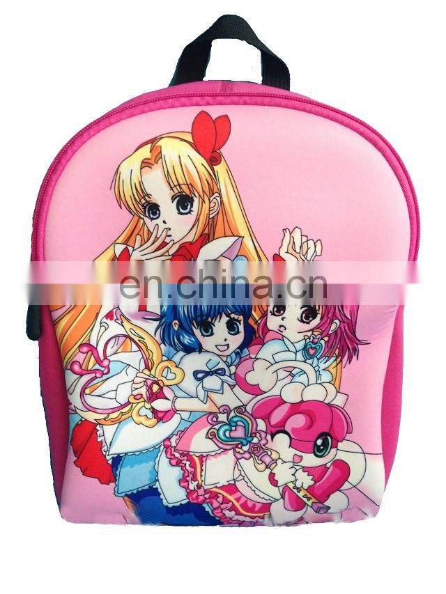 New style cute book bag & kids backpack
