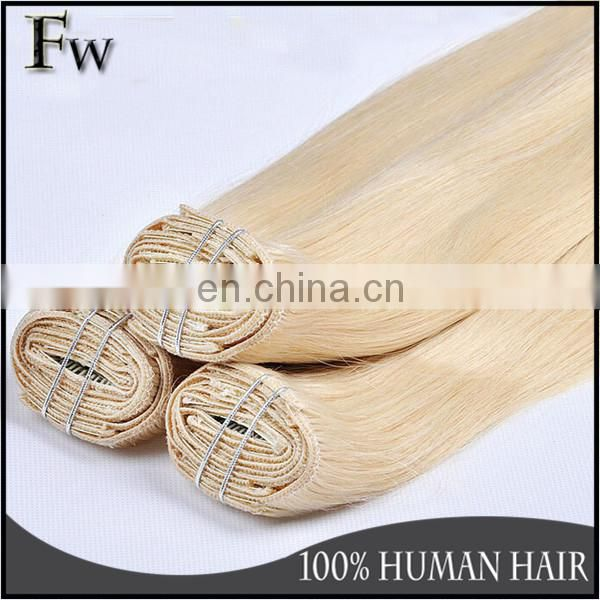 Light color best quality russian federation hair,selling best raw russian hair