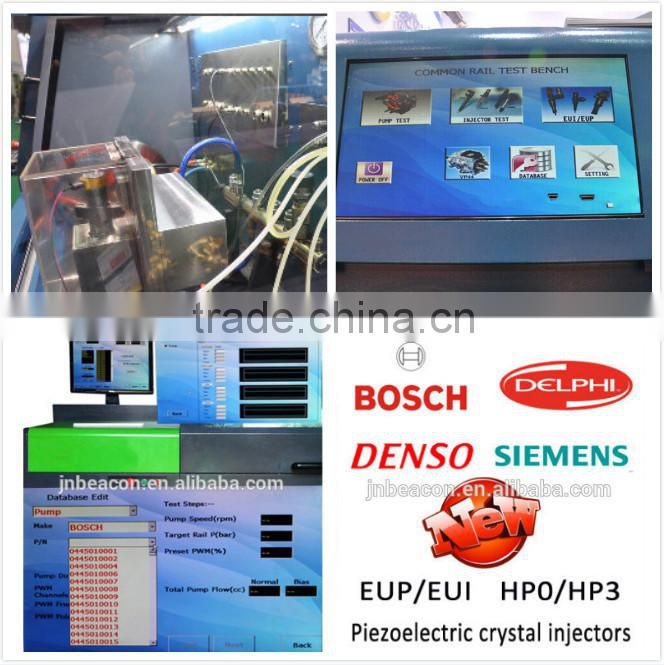 New products CRS718A Common rail injector test equipment from beacon machine