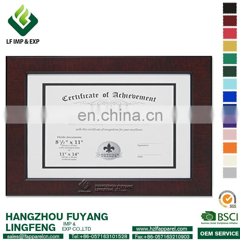 Graduation Document Frame Certificates - Document Frames, Certificate Frames, Standard Paper Frame