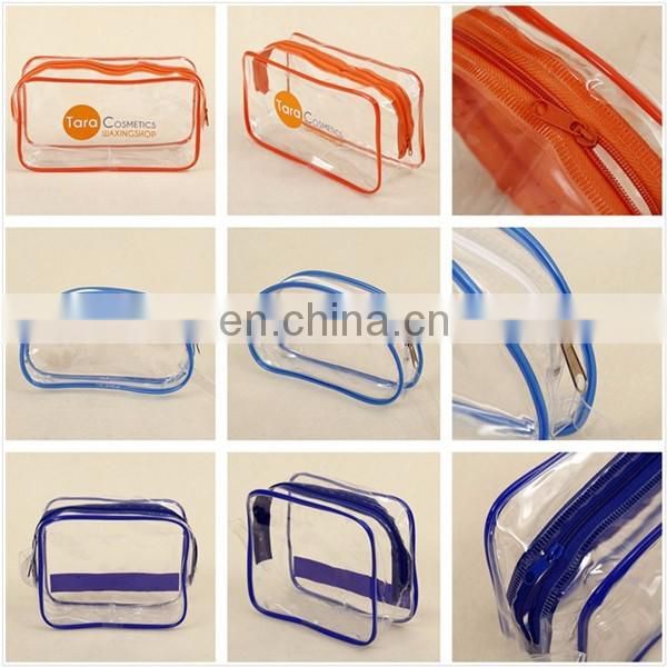 Plastic swimming goggles pvc plastic bag