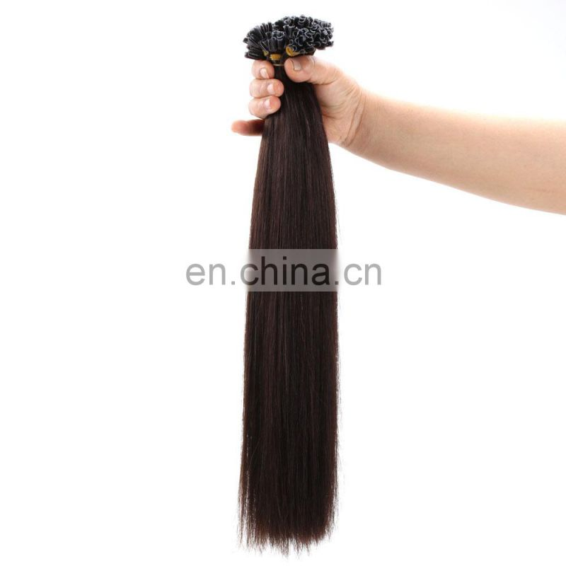 Brazilian Human Hair U/V/I/Flat Tip Virgin Hair Extension
