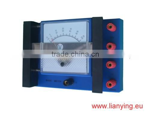 Education Meter / ammeter and voltmeter