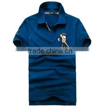 b7dda9730 Wholesale Cloth Factory Men s Plain Custom Embroidery High Quality 100%  Cotton Men s polo shirts ...