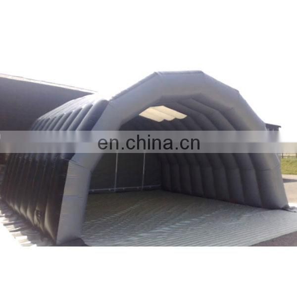outdoor inflatable car garage tent tunnel tent for shelter