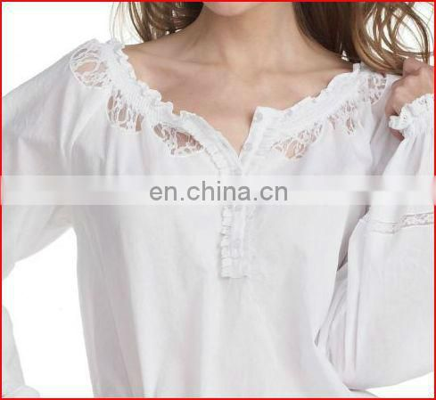 Ladies Fashion Blouse Hottest Selling