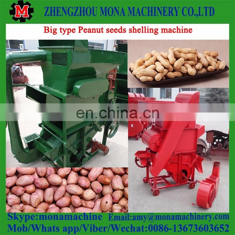 Alibaba Trust supplier peanut sheller machine | groundnut shell peeling machine for sale