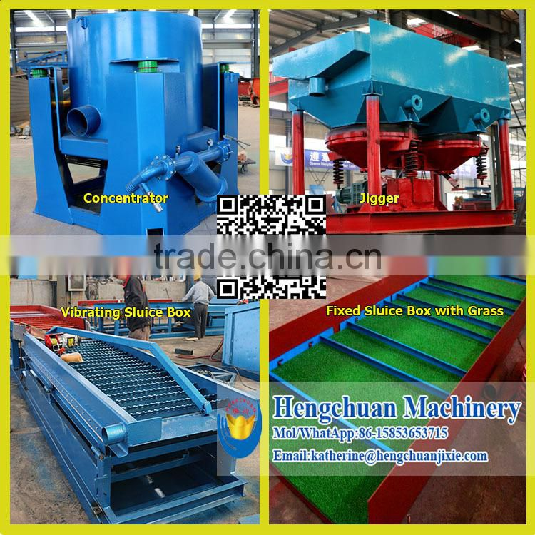 China Supplier Hengchuan Designed Chain Bucket River Sand Mining Dredge/Sand Dredging Equipment for Sale
