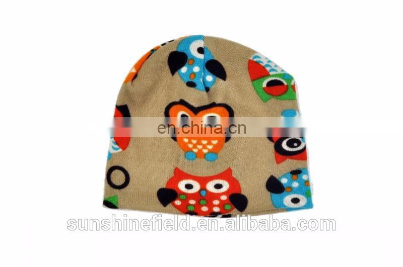 2016 Trendy Newborn Cute Hat Girl Boy Infant Hat Baby Beanies Accessories with A Competitive Price