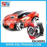 Hot sale high quality 2.4G plastic smart watch voice control car toy
