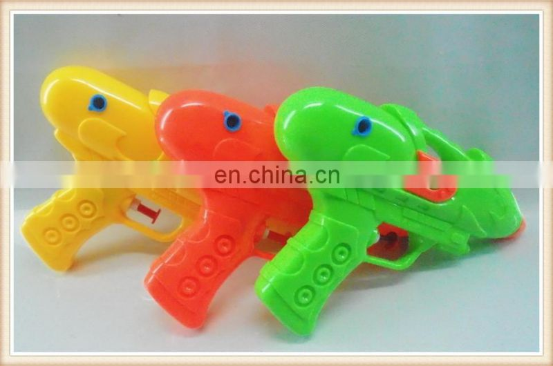 2016year YINGXING cheap price promotion funny toy 20cm plastic water gun toy