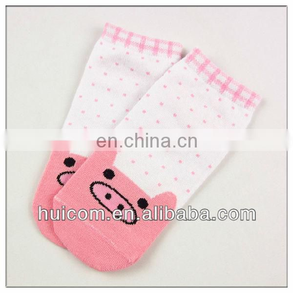2013 girl flat cartoon sock