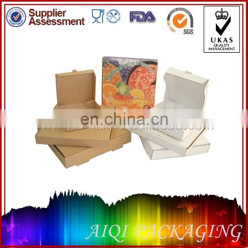 2014 newest hot selling paper fried chicken box