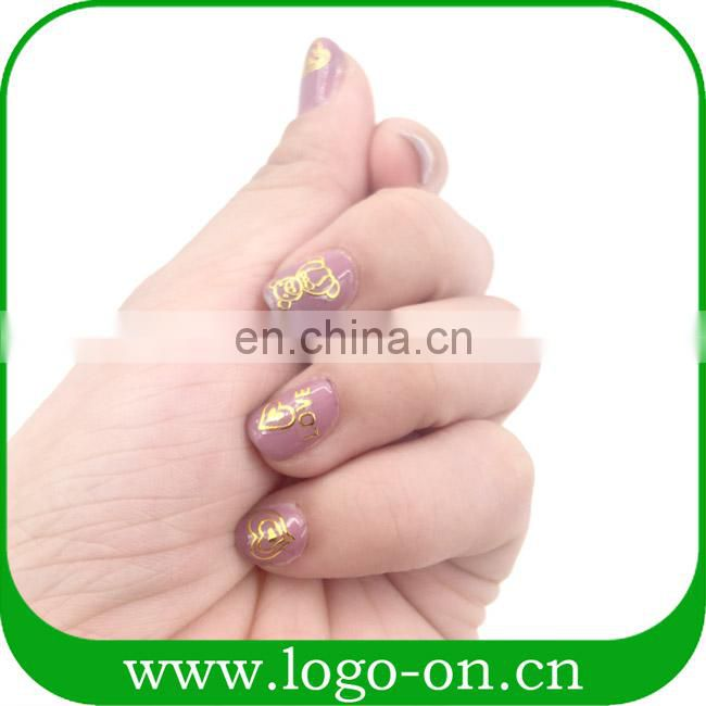 hot nail art decoration