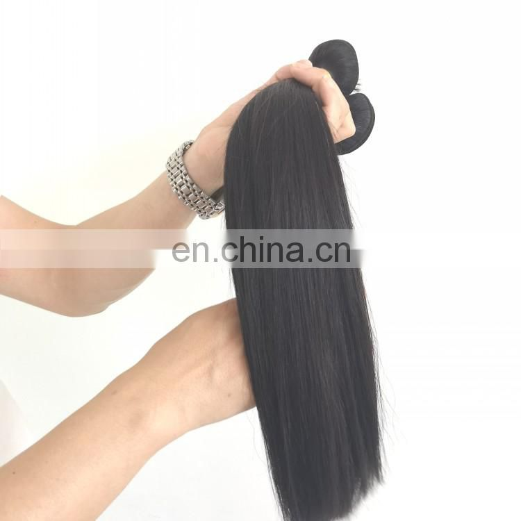 Brazilian Straight Virgin Cuticle Aligned Hair