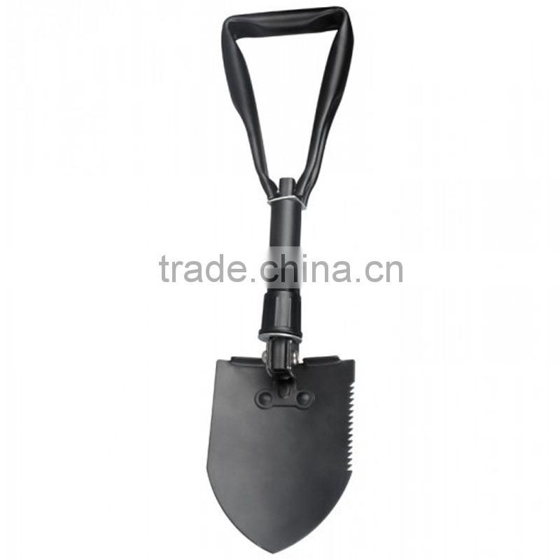 Garden camping multifunction foldable shovel pickaxe