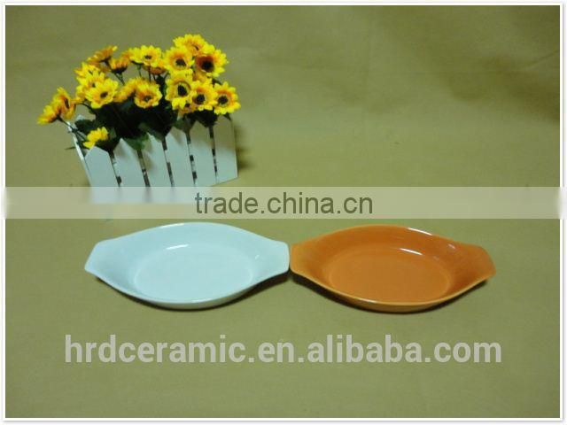 chaozhou microwave safe 100% food grade wholesale ceramic bakeware