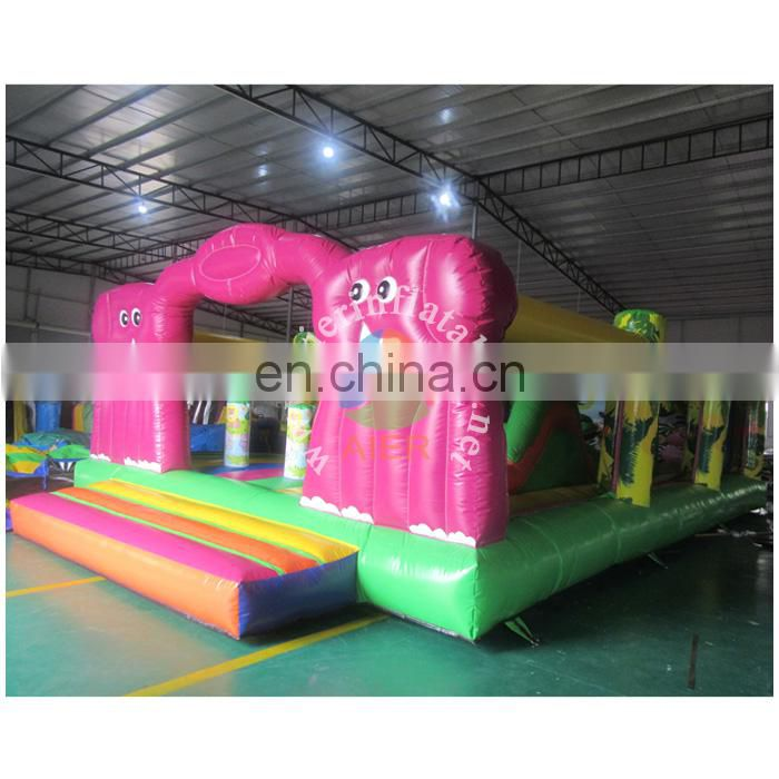 Hot Selling Elephant Inflatable Bouncy Castle