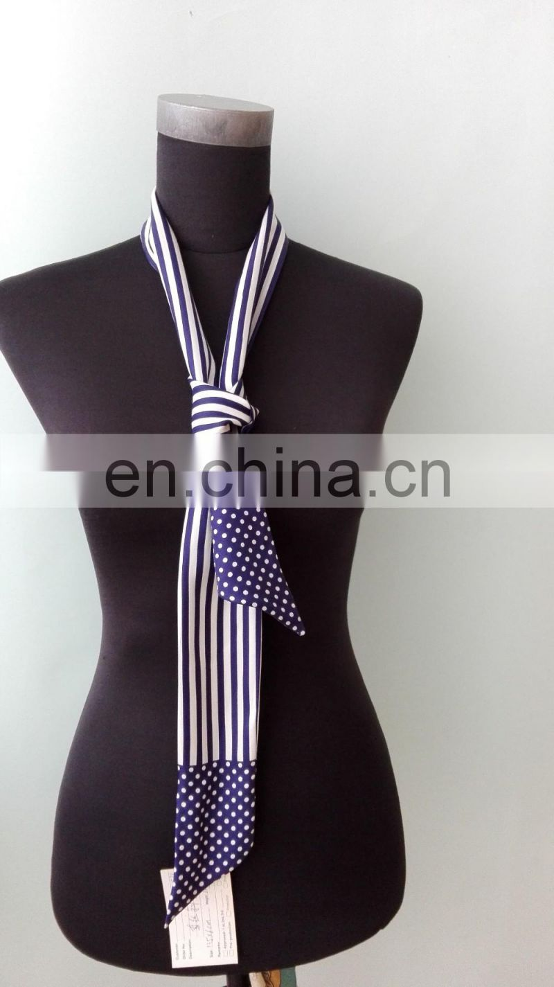 Fashion and novelty cooling neck tie magic cool scarf